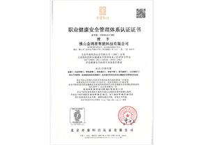 职业健康管理体系(中)