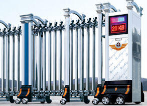 精鋼門G303B(單立柱)